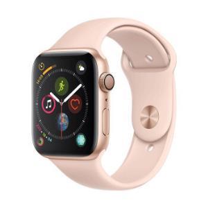 Apple Watch Series 4苹果智能手表(GPS款 44毫米金色铝金属表壳 粉砂色运动型表带 MU6F2CH/A) 2999元