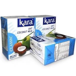 佳乐 (kara)椰浆 印尼风味优惠组合装 西米露甜品烘焙咖喱伴侣 200ml15.9元(需用券)