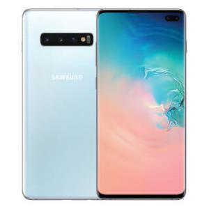 三星 Galaxy S10 8GB 128GB皓玉白(SM-G9750)3D超声波屏下指纹超感官全视屏双卡双待全网通4G游戏手机  6999元