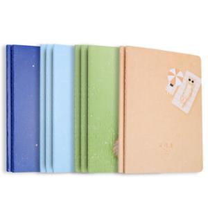 晨光(M&G)学生A5英语本38页缝线本软抄笔记本子她和她的猫系列10本APYFWF86 *5件 52.5元(合10.5元/件)