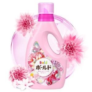 日本进口 花香子(Bold) 洗衣液 樱花香 850g *3件 64.19元(合21.4元/件)