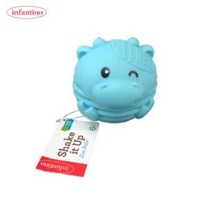 INFANTINO美国婴蒂诺宝宝手抓球玩具摇摇乐 蓝色 *3件 58.5元(合19.5元/件)