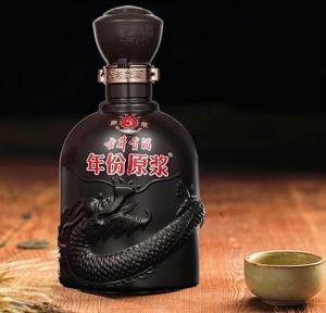 古井贡酒年份原浆古550度单瓶装白酒500ml