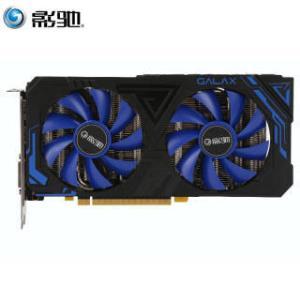 影驰(GALAXY) GeForce GTX1660 Ti 大将 显卡 1999元