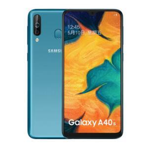 SAMSUNG 三星 Galaxy A40s 6GB 64GB 水光蓝 全网通1499元