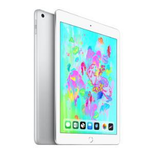 AppleiPad平板电脑2018年新款9.7英寸(128GWLAN版/A10芯片/Retina显示屏MR7K2CH/A)银色 2938元