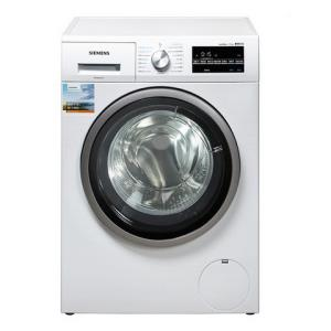 SIEMENS西门子WD12G4R01W变频洗烘一体机8公斤 4199元