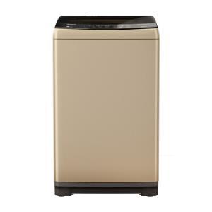 三洋(SANYO)8公斤全自动洗衣机波轮直驱变频智能童锁速溶洗(凯撒金)XV81699元