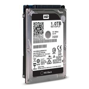 WD西部数据黑盘1TBWD10JPLX2.5英寸机械硬盘449元