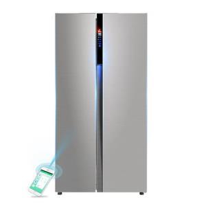 美的(Midea)BCD-629WKPZM(E)星际银629升风冷无霜变频节能智能操控对开门家用大容量电冰箱 2889元(需用券)
