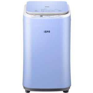 TCL3公斤宝宝迷你波轮全自动小洗衣机高温加热洗除菌母婴洗可拆卸波轮儿童用iBAO-30SRL呵护蓝899元