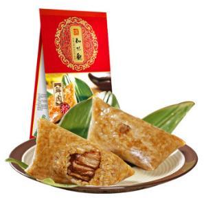 知味观鲜肉粽杭州特产手工粽子140g*2只装*3件 27.3元(合9.1元/件)