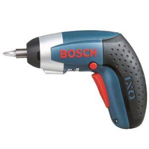 Bosch 博世 IXO3 softbag 3.6V锂电池充电起子 269元包邮(双重优惠)
