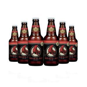 北岸(NORTHCOAST)海豹美式琥珀艾尔精酿啤酒美国进口组合装355ml*6瓶*2件 133.5元(合66.75元/件)