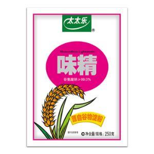太太乐味精250g*2件 8.7元(合4.35元/件)