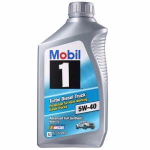 Mobil美孚1号5W-40柴汽通用1Qt全合成机油美国原装进口*13件 576.81元(合44.37元/件)