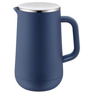 WMF 福腾宝 Impulse保温系列炫彩外壳玻璃内胆茶壶咖啡壶1.0L 保温茶壶1.0L蓝 199元