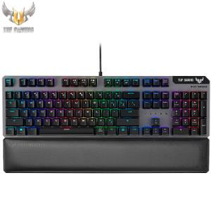 ASUS华硕TUFGAMING电竞特工K7RGB机械键盘光轴 809元