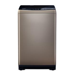 惠而浦WhirlpoolX9D9公斤变频波轮洗衣机全自动大容量电器(流沙金)EWVD114018G 1499元