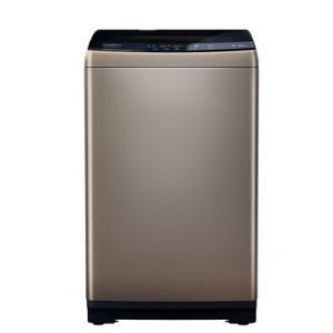 惠而浦WhirlpoolX9系列9公斤洗衣机全自动大容量电器流沙金外观钻石内桶EWVP114018G 1299元