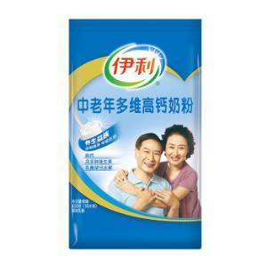 伊利中老年多维高钙奶粉400g+凑单品 19.9元