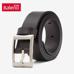 Baleno 班尼路 男士针扣皮带 69.9元