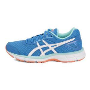 ASICS/亚瑟士春夏新款女跑鞋GEL-GALAXY 9  蓝色/白色/珊瑚色 36.0码 196元