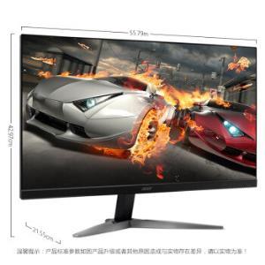 宏�(Acer)暗影骑士KG271UA27英寸2K高分144Hz1ms窄边框电竞显示器(HDMI*2/DP内置音响)畅玩吃鸡 1949元