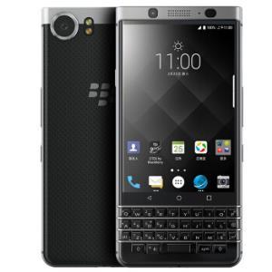 黑莓(BlackBerry)KEYone智能手机银色 1897元