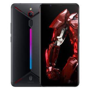 努比亚(nubia) 红魔 Mars 电竞手机 曜石黑 8GB 128GB 2849元