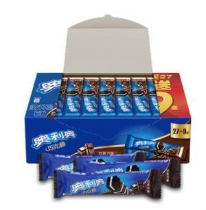 OREO亿滋奥利奥香脆巧克力棒460.8g*5件 69.77元(合13.95元/件)