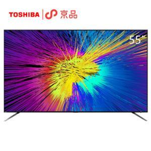 TOSHIBA东芝55U6900C55英寸4K液晶电视 3099元(需用券)