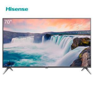 Hisense海信HZ70E3D70英寸4K液晶电视3999元包邮