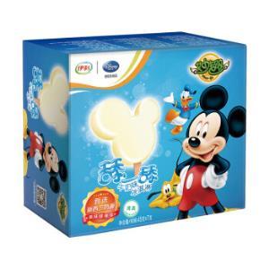 伊利 妙趣舔一舔牛奶口味雪糕冰淇淋 45g*7支/盒 *10件118元(合11.8元/件)