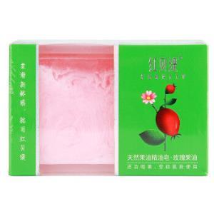 红贝缇(foretty)天然果油精油皂120g 橄榄油(洁面皂 沐浴皂 香皂 手工皂) *12件122.8元(合10.23元/件)