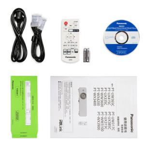 Panasonic 松下 PT-UX315C 投影机 3LCD芯片 3100流明 2799元