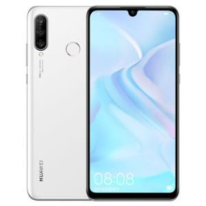 华为HUAWEInova4e3200万立体美颜AI超广角三摄珍珠屏4GB128GB珍珠白全网通版双4G手机 1699元
