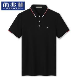 YUZHAOLIN/俞兆林 9TX902115 休闲polo衫男69元包邮