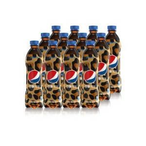 PEPSI百事2019年限量口味雪盐焦糖味可乐型汽水500ml*12瓶*2件111.8元(合55.9元/件)