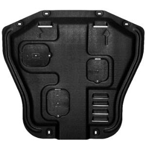睿卡(Racen)19款荣威I5发动机护板底盘装甲下护板保护板地盘挡泥板防护板专用改装 *2件186元(合93元/件)