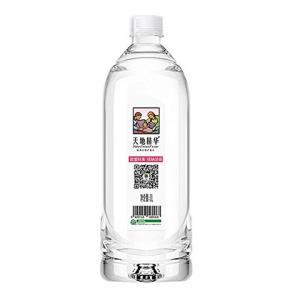 天地精华 低钠弱碱淡矿饮用天然矿泉水1L*12桶 整箱 (12瓶, 1箱)39.6元