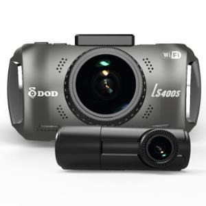 DOD 双镜头行车记录仪  LS400S 849元