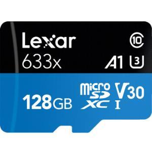 Lexar雷克沙633xUHS-IMicroSDXC存储卡 99.9元