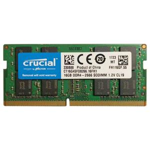 CRUCIAL 英睿达 DDR4 16G 2400 笔记本内存条  券后489元