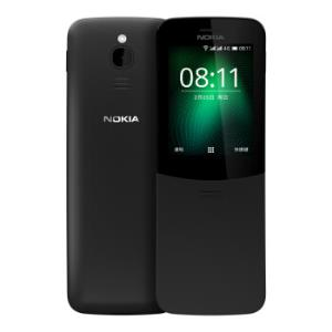 NOKIA诺基亚81104G功能手机512MB4GB黑色 379元