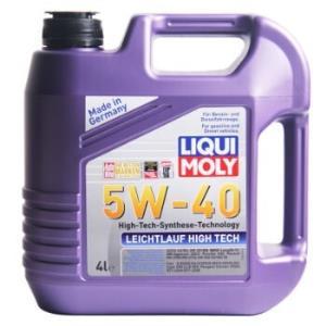 LIQUIMOLY力魔高科技雷神全合成机油5W-40SN/CF4L 369元
