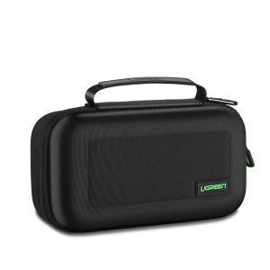 绿联switch收纳包套通用任天堂游戏机手柄配件包硬壳盒子ns保护包  35元