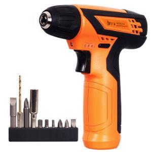 工蜂(WORKERBEE)12V锂电钻家用充电式手电钻电动螺丝刀扳手电转手钻起子GCS12-Li 99元