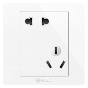 BULL公牛G07系列五孔开关插座斜五孔*32件 285.8元(合8.93元/件)