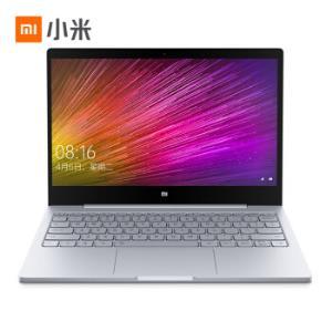 小米(MI) Air 12.5英寸全金属超轻薄笔记本电脑(Core M3-8100Y 4G 256G 全高清屏 背光键盘 )银 3899元